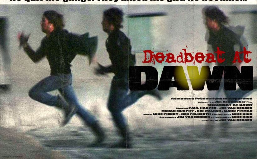 Newton Talks Cult Film Microcast #5 Deadbeat at Dawn